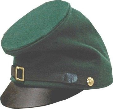 U.S. M1861 Forage Cap Officer or Enlisted